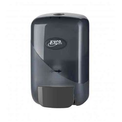 BLACK toilet seatcleaner / foam dispenser 400 ml