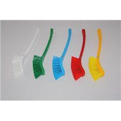 Lange steelborstel hygienisch (beschikbaar in 5 kleuren)