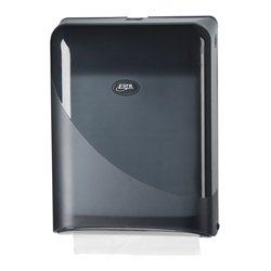 SAPO Black Line handdoekdispenser I-Z