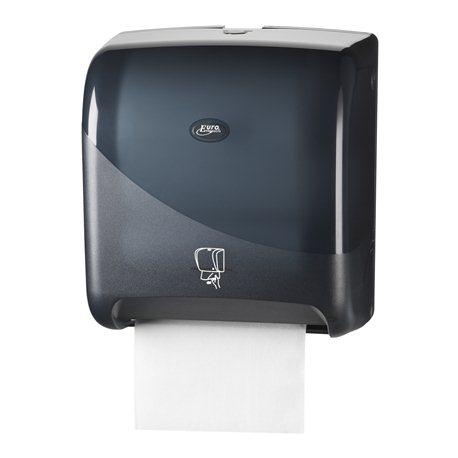 SAPO Products Black Line Handdoekautomaat Tear & Go Euro Motion