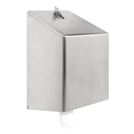 RVS centrefeed handdoekroldispenser