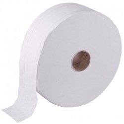 Jantex Jumbo toiletpapier 6 rollen, 2-laags. Ca. 833 vellen per rol