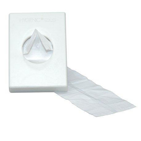 Sapo White hygienezakjesdispenser