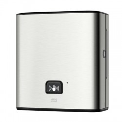 Tork Matic dispenser handdoekkrol touchfree 345x373x204 mm, Image Design