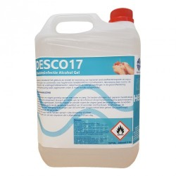 Desco 17 Alcoholgel 15074N 5L