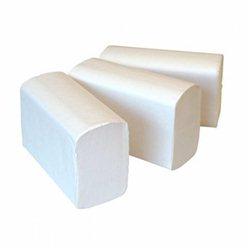 Handdoekjes minifold 100% cellulose W-vouw 2Laags (19,5 x 26,3) 20 x 90 stuks