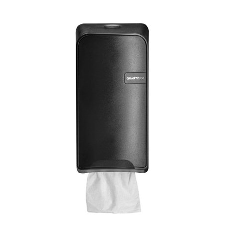 Quartz Black bulkpack dispenser