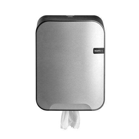 Quartz Silver midi dispenser