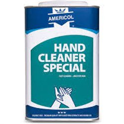 Americol hand cleaner Special 4 x 4,5 liter