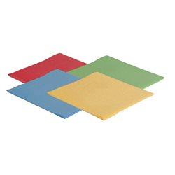 Microvezelreinigingsdoek Qbic-Star, non-woven 130 gr 40x40 cm (10 stuks)