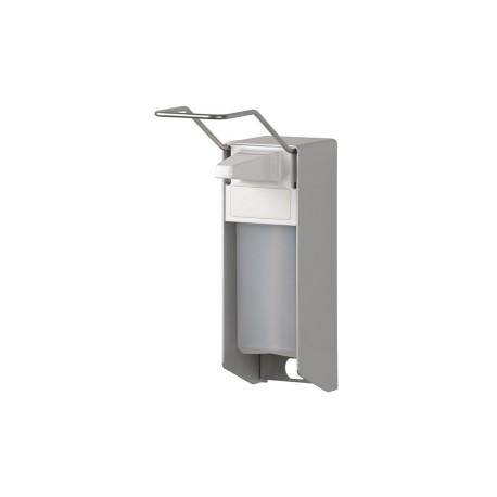 Zeep- & desinfectiemiddeldispenser aluminium 500 ml LB, ELS 26 A/25