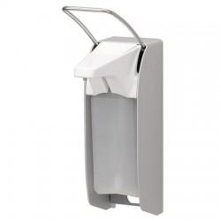 Zeep- & desinfectiemiddeldispenser aluminium 500 ml KB, IMP E A/24