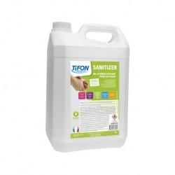 Tifon hand sanitizer handgel 70% Ethanol - can 5 liter