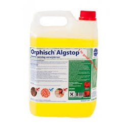 Orphisch Algstop groeneaanslagverwijderaar 5L, 10L, 25L, 200L