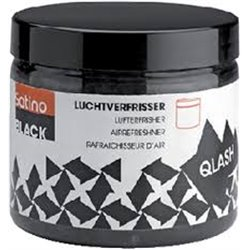 BlackSatino Qlash - Air freshener 6 stuks