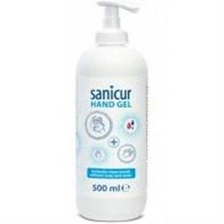 Sanicur Handgel Pomp 500 ml