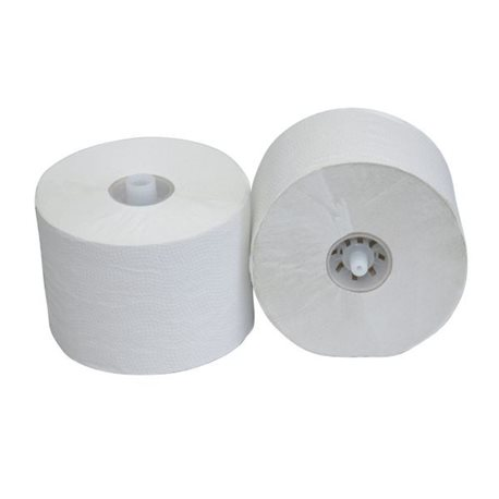 Doprol toiletpapier, Type Vendor 100% Rec-wit 2 laags 100 mtr, 36 rol