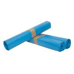 Afvalzak Blauw 70x110 HDPE 25 mu (25 rol a 20 stuks in doos)