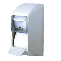 Toiletrol dispenser - PlastiQline Duo All Care