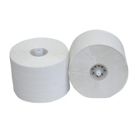 Doprol toiletpapier, Type Vendor 100% Rec-wit 1 laags 150 mtr, 36 rol
