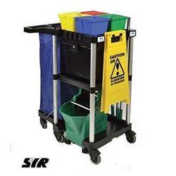 SYR Werkwagen (compleet) - Small Docking Base