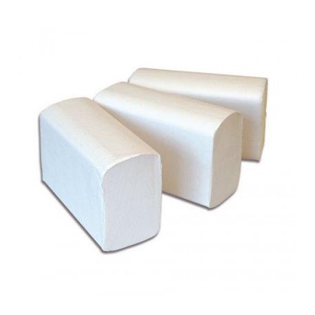 Handdoekjes Multifold 100% cellulose W-vouw 2Laags (20 x 125)