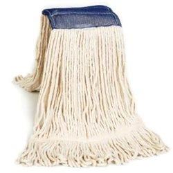 Strengenmop met reinigingspad 450 gram