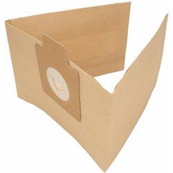 Papieren stofzakken 10 st Nilfisk UZ934/GD930, GD930, UZ934, Nilfisk