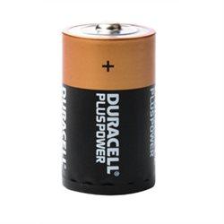Duracell D batterij (pak 2)