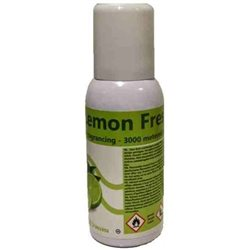 Luchtverfrisser Lemon Fresh 12x100ml