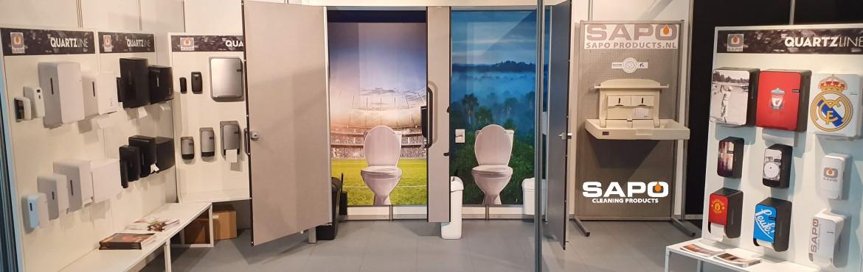 Maatwerk sanitaire ruimte of gepersonaliseerde dispensers
